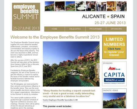 Employee Benefits Summit