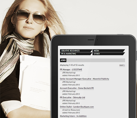 Fashion Monitor Jobs - The hub for fashion and beauty job postings